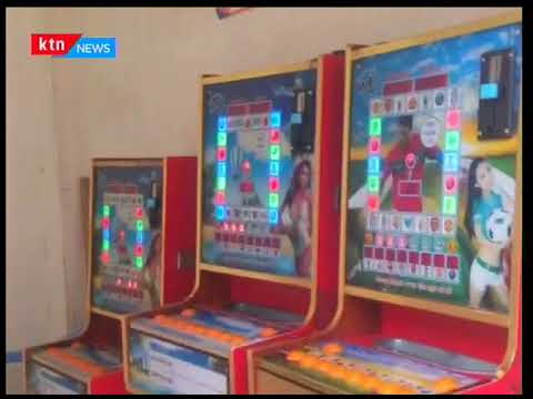 Only Seven Counties In Kenya Are Licensed To Operate Casinos And Other Forms Of Gambling Activities