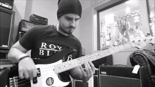 Fender Precision Bass + Mesa Boogie Subway
