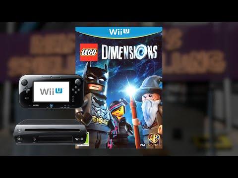 Gameplay : LEGO Dimensions [WII U]