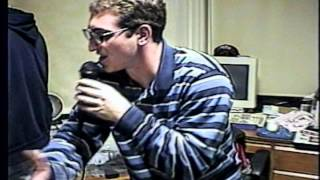 Porn Theatre Ushers Live Freestyle (At The UGHH Dorm Room - Boston, MA - 1999)