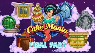 Cake Mania 3 - Gameplay Final Part (Day 14) Future Cake