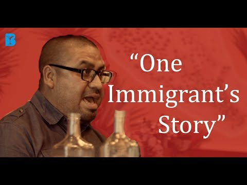 """One Immigrant's Story"" - Podcast Interview W/ Owner Of Madre Restaurants, Ivan Vasquez"