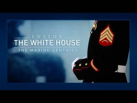 Inside the White House: The Marine Sentries