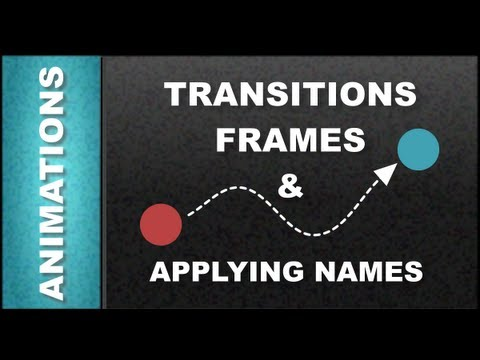 Xara Web Designer 7 Premium - Animations - frames, transitions and ...