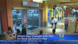 Man Accused In Dolphin Mall Plot To Face Judge