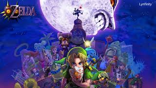 The Legend of Zelda - Majora's Mask - Full OST w/ Timestamps