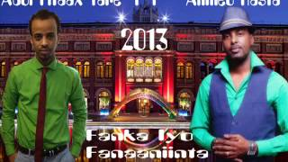 Ahmed rasta iyo Abdifatah yare nice song  balag 2013