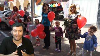 Парад Победы 2015 видео репортаж! ( хайфа, израиль)