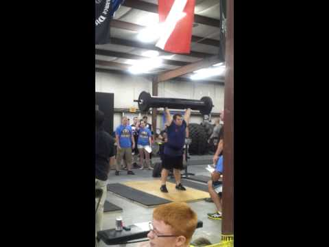 Event 1 NAS Strongman Competition