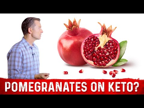 Can I Eat Pomegranates on a Ketogenic Diet?