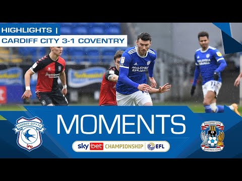 Cardiff Coventry Goals And Highlights