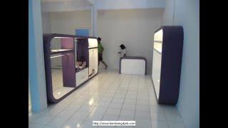 Jual Display Etalase Kerudung, Jilbab, Sandal, Sepatu, Baju, Butik Aksesoris Wanita Harga Termurah