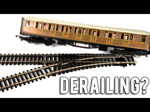 How To Stop Derailments on Your Model Railway
