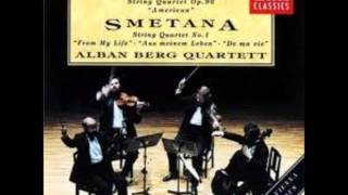 "Smetana String Quartet No. 1 ""From My Life"", played by the Alban Berg Quartet (1)"