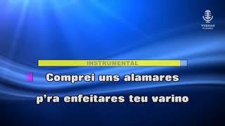 ♫ Demo - Karaoke - FADO ALAMARES - Amália Rodrigues