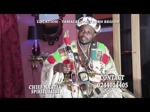 CHIEF NAATIA  EXPOSES SOME FAKE PROPHET AND PASTORS  2017