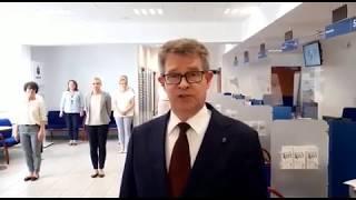 PKO BP Oddział w Ostrowi Mazowieckiej - #GaszynChallenge