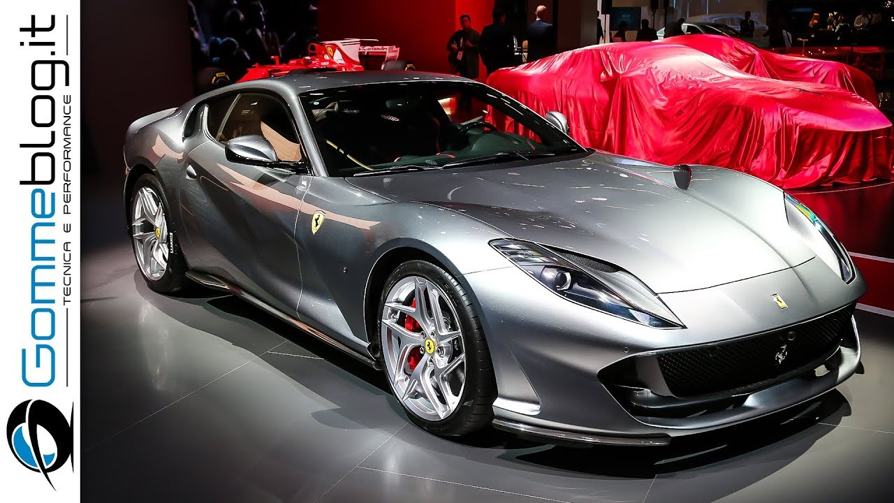 Ferrari Portofino 600 HP .. The Italian GT