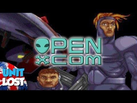 Open Xcom - X-Com: UFO Defense in 1080p!