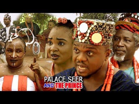 PALACE SEER & THE PRINCE SEASON 1 -  KEN ERICS  2018 TRENDING NIGERIAN NOLLYWOOD MOVIE