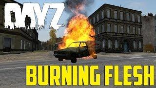 DayZ Epoch Napf - Burning Flesh
