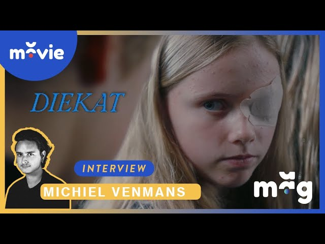 BRIFF - Interview de Michiel Venmans sur Diekat