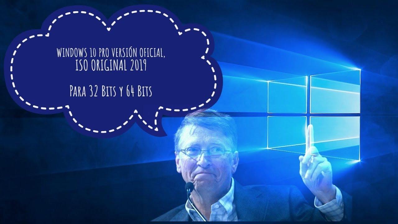 Descargar Windows 10 Pro | Oficial, Original …