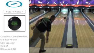 Storm Bowling Pitch Black