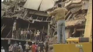 Earthquake Mexico 1985
