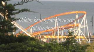 Johanna Pakonen: Odotin kauan +Lyrics /