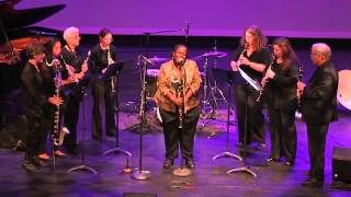 Chicago Clarinet Ensemble: Doreen Ketchens performs Summer Time with CCE in Chicago