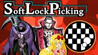 Soft Lock Picking: Castlevania: Portrait of Ruin