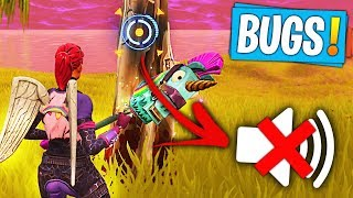 5 BUGS WHAT ARE BE SET on Fortnite: Battle Royale!! (MAJ 3.1.0)