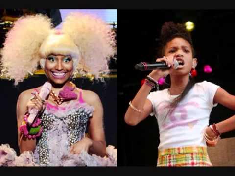 Willow Smith feat Nicki Minaj, Beyonce   Fireball Download New Song