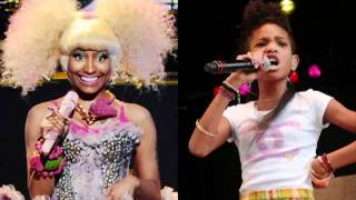 Willow Smith feat Nicki Minaj, Beyonce   Fireball Download New Song