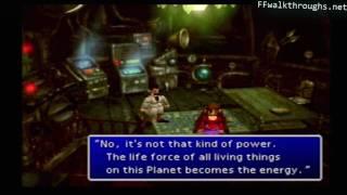 Final Fantasy VII - 060: Icicle Inn Village & Snowboarding Pt. 1