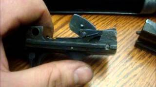 How slam-firing works with the Ithaca model 37