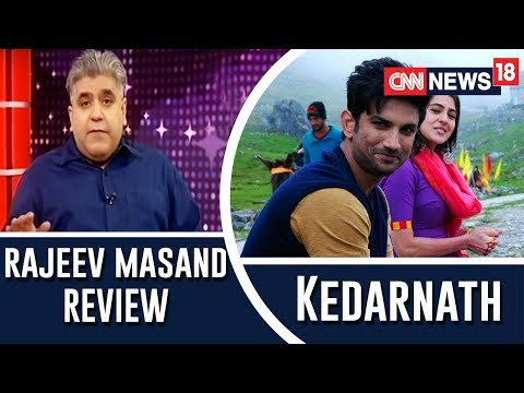 Kedarnath Movie Review by Rajeev Masand | Sushant Singh Rajput | Sara Ali Khan