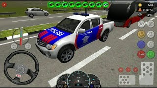 AAG Police Simulator - #11 Police Car Driving | Police Games 3D - Android GamePlay FHD