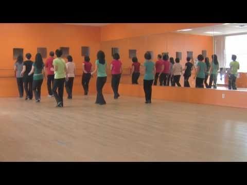 1234  Line Dance Dance & Teach in English & 中文