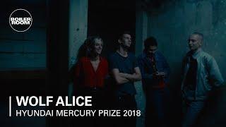 "Wolf Alice ""Heavenward""   Boiler Room x 2018 Hyundai Mercury Prize"