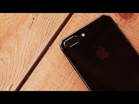 Обзор IPhone 7 Plus Jet Black