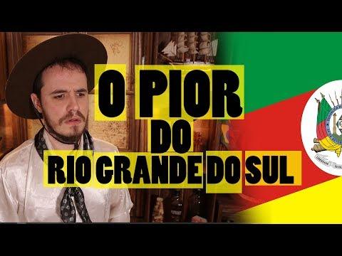 A PIOR PARTE Do RIO GRANDE DO SUL