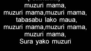 sauti sol sura yako lyrics
