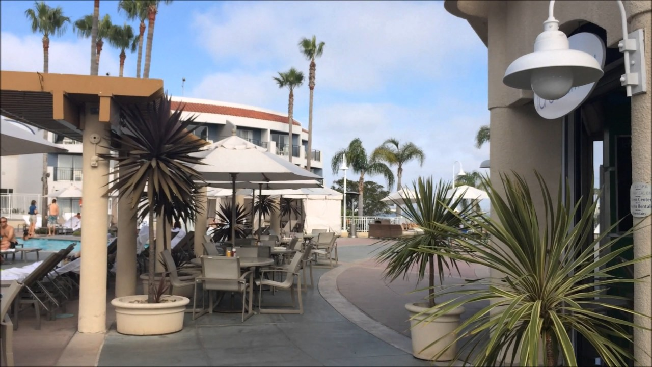 Loews Coronado Bay Resort Hotel View Room San Go California 2017
