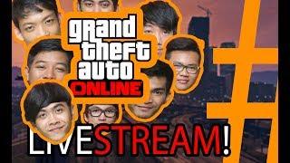 Tos Leng - តោះលេង GTA V Livestream! #02