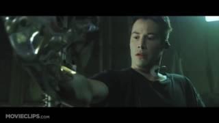 Matrix Mirror Scene (Kontejas Audio Re-design)