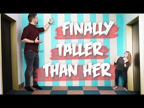 Finally taller than my taller Girlfriend, Birthday trip fail, Tricklandia Tatras | Couple Vlog #114