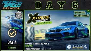 NFS No Limits   Xtreme Racing Championship   BMW M5 - Day 6