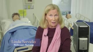 Meet our Faculty - Linda Servidio